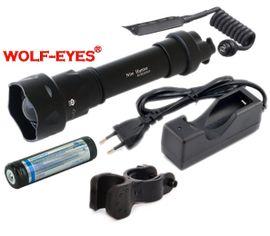 Wolf-Eyes Nite Hunter XP-L V5 v.2 Full Set