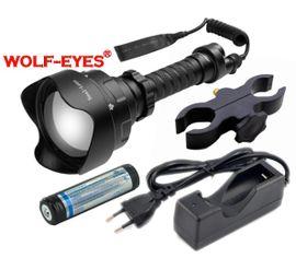 Wolf-Eyes Seal XP-L HI V2 TURBO v.2017 + Zoom Full Set