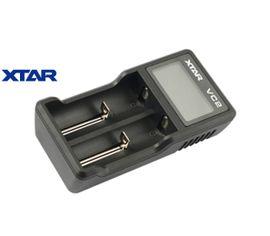 Xtar VC2 inteligentá rýchlonabíjačka USB