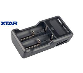 Xtar VC2 Plus MASTER inteligentá rýchlonabíjačka USB - záložný zdroj el. energie