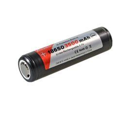 AmpMax 18650 3500mAh 3,7V chránený