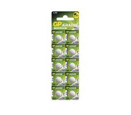 Batéria GP alkalická gombíková 189, 10ks/ Blister