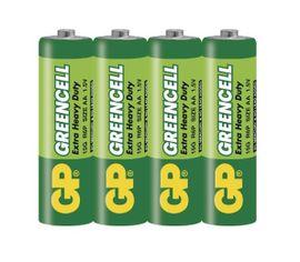 Batéria GP GREENCELL AA, 4ks/ Fólia