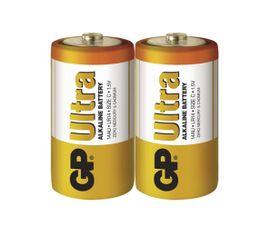 Batéria GP ultra alkalická C, 2ks/ Fólia