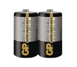 Batéria typu C (R14) GP Supercell 14S S2 R14 2ks 1,5V