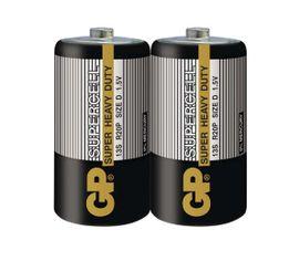 Batéria typu D (LR20) GP Supercell 13S-S2 R20 2ks 1,5V