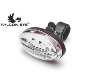 Biele svetlo na bicykel Falcon Eye FN-5P