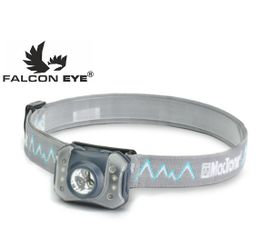 Čelovka Falcon Eye, 3x 0,2W + 4LED