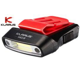 Čelovka Klarus HC3 s pohybovým senzorom, USB nabíjateľná