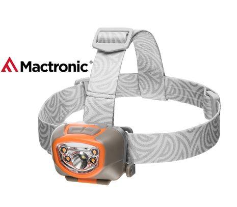 Čelovka Mactronic NIPPO 1.9 RC0, Nabíjateľná USB