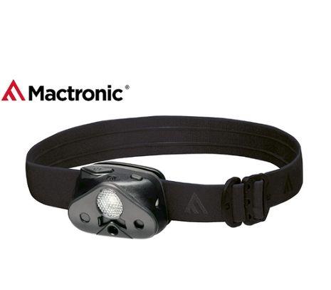 Čelovka MacTronic NOMAD 02, Biely+RGB difúzor