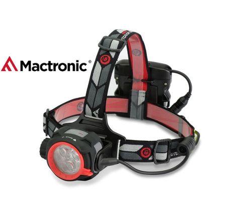Čelovka MacTronic X3 Trinity