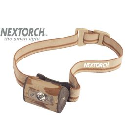 Čelovka Nextorch Trek Star UV