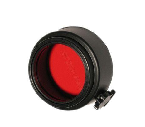 Červený filter na VB16 R2 a R5