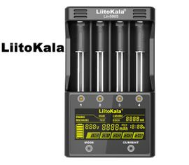 Diagnostická nabíjačka LiitoKala LII-500S (Li-Ion a NiMH)