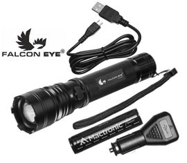 Falcon Eye ALPHA RC - USB nabíjatelná, Praktik Set