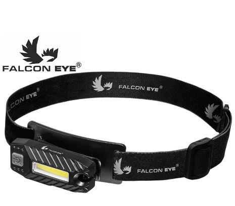 Falcon Eye Blaze 2.2 USB nabíjateľná - Čierna