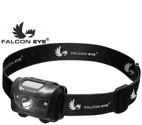 Falcon Eye ORION, Biela Cree + Červená a Zelená LED