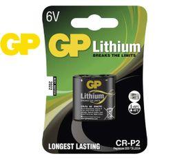 Fotobatéria GP Lithium CR-P2, 1ks/ Blister