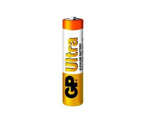 GP Ultra Alkaline baterie 24AU+LR03 (AAA, mikrotužka) 1,5V 1ks