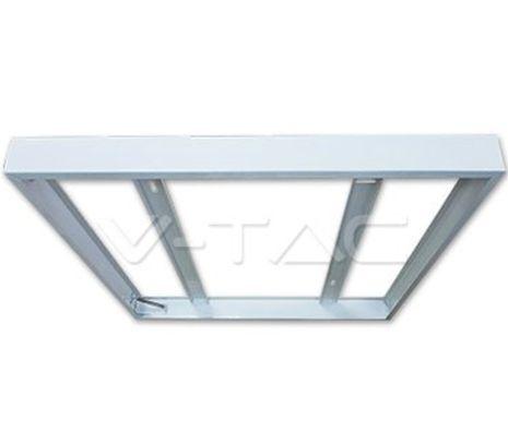 Hliníkový kryt V-TAC, pre uchytenie LED panela 600x600mm na strop