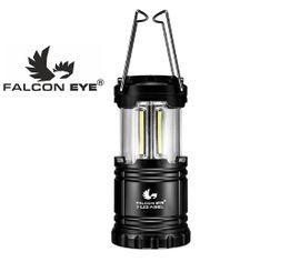 Kempingová LED lampa bez tlačidiel Falcon Eye TURTOP