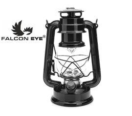 Kempingová LED lampa Falcon eye MC-15L-RETRO - Čiena