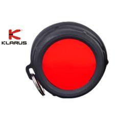 Klarus filter FT30 - Červený