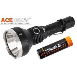 LED Baterka Acebeam T27, USB-C nabíjateľné + Li-ion aku. 21700 5100mAh