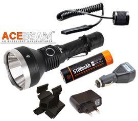 LED Baterka Acebeam T27, USB-C nabíjateľné + Li-ion aku. 21700 5100mAh, FHS