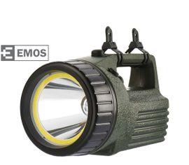 LED baterka EMOS nabíjateľná 3810 10W + COB LED