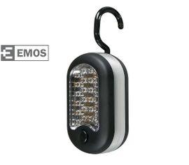 LED Baterka EMOS plastová, 24 + 3 LED, na 3x AAA