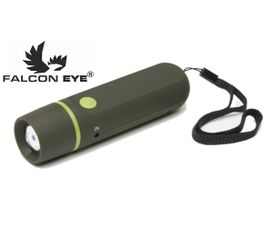 LED baterka Falcon Eye MD1W GEKKO, Nabíjateľná