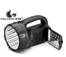 LED baterka Falcon Eye N37LED-RC, Nabíjateľná