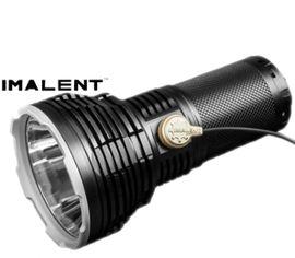 LED Baterka Imalent RT35 + 4x Li-ion aku. 18650 3000mAh 3,7V, Praktik Set