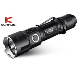 LED Baterka Klarus - XT11GT - USB nabíjateľný, Praktik Set