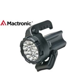 LED baterka MacTronic 9018LED, Nabíjateľná