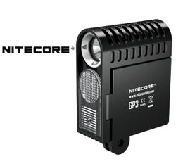 LED Baterka Nitecore GP3 CRI - pre akčné kamery GoPro a Sony