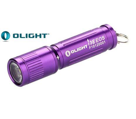 LED Baterka Olight i3E EOS - Fialová