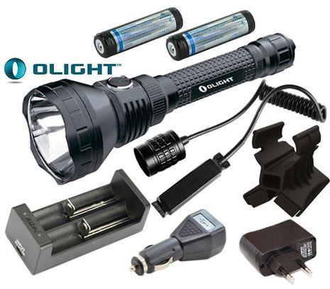 LED Baterka Olight M3XS-UT JAVELOT Full Set