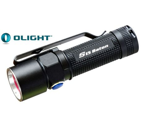 LED Baterka Olight S15 XM-L2