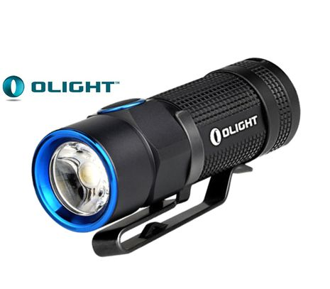 LED Baterka Olight S1R Baton, USB nabíjateľný, Praktik Set