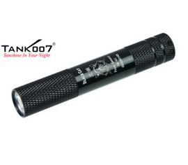 LED Baterka Tank007 HM01 Black
