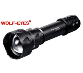 LED Baterka Wolf-Eyes Nite Hunter UV365nm