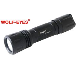 LED Baterka Wolf-Eyes Sniper (na krvné škvrny)