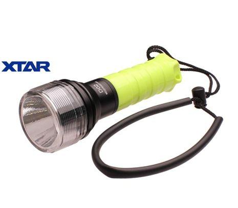 LED Baterka Xtar D02 vodotesný do 200m (Frog)