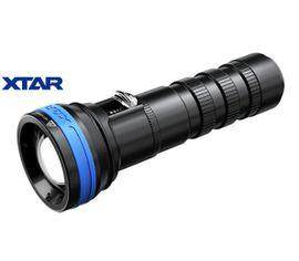 LED baterka Xtar D06 1200, vodotesná do 100m, Praktik Set