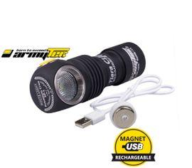 LED Čelovka Armytek Tiara C1 Pro XP-L USB nabíjateľný Praktik Set