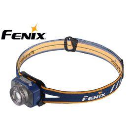 LED Čelovka Fenix HL40R - Modrá