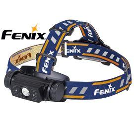 LED Čelovka Fenix HL60R - Čierna